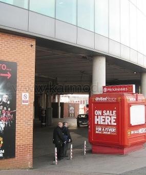 "Böyük Britaniyanın ""Manchester Old Trafford"" and ""Camp Nou"