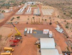 Senegalda tamamlanmış modul idarəetmə kabinlərinin quraşdırılması