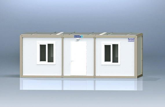 Flat Pack Ofis Konteyneri K 1002