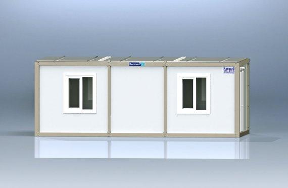 Flat Pack Ofis Konteyneri K 1003