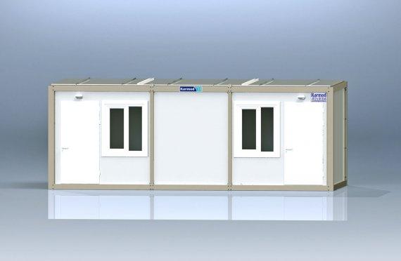Flat Pack Ofis Konteyneri K 2001