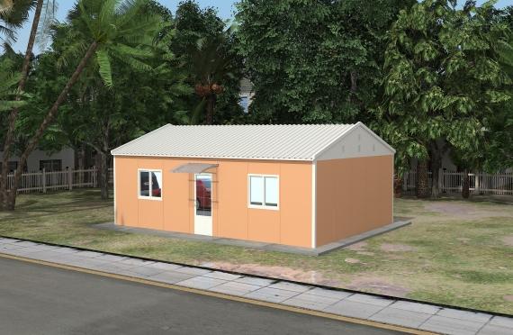 Modul Ofis Tikililəri 56 m²