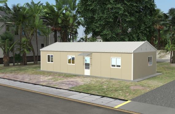 Modul Ofis Binaları 90 m²