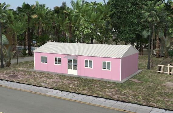 Modul Ofis Tikililəri 98 m²