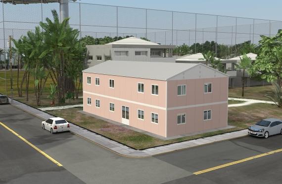 Modul Ofis Binaları 340 m²