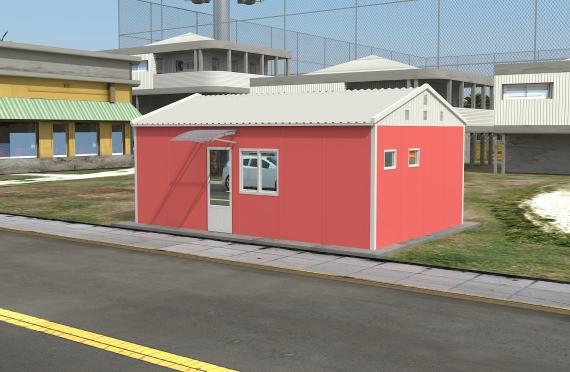 Modul Ofis Binaları 40 m²