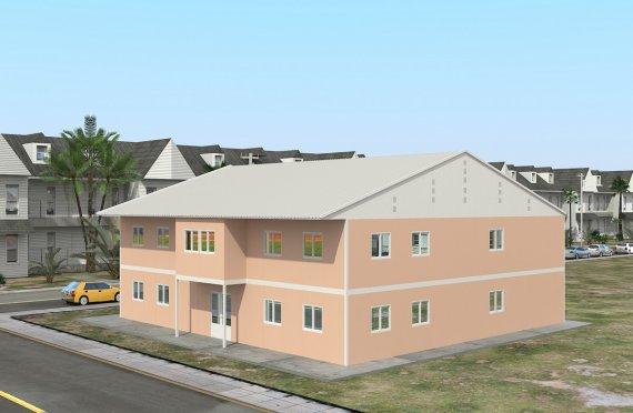 Portativ Sinif Otaqları 594 m²