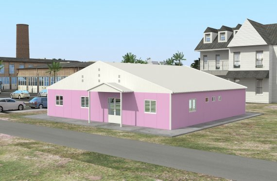 Modul Laboratoriya 222 m²
