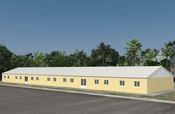 Portativ Sinif Otaqları 681 m²