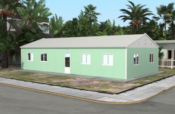 Portativ Sinif otağı 117 m²