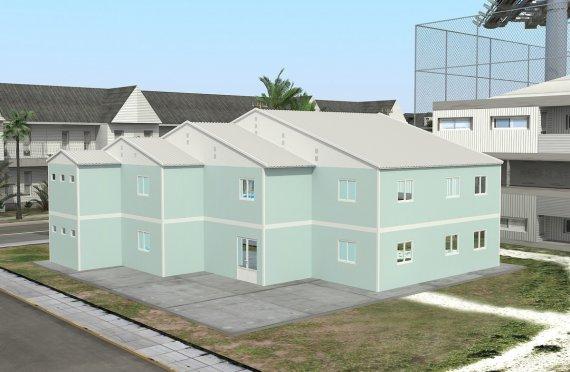 Portativ Sinif otaqları 508 m²
