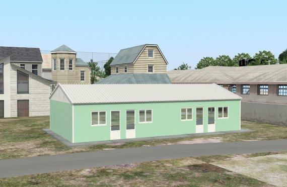Modul Yaşayış Vahidi 117 m²
