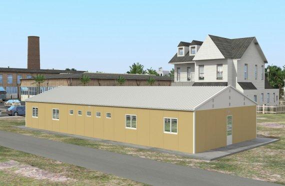 Modul Yaşayış Vahidi 193 m²