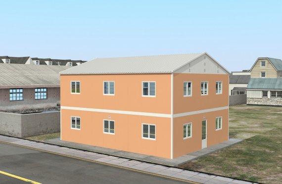 Modul Yaşayış Vahidi 206 m²