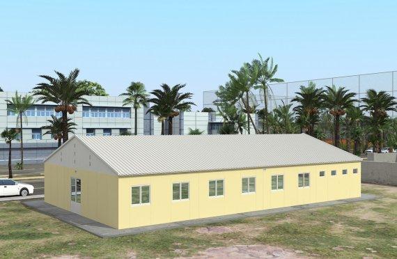 Modul Yaşayış Vahidi 232 m²