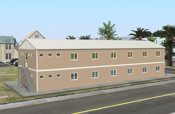 Modul Yaşayış Vahidi 474 m²