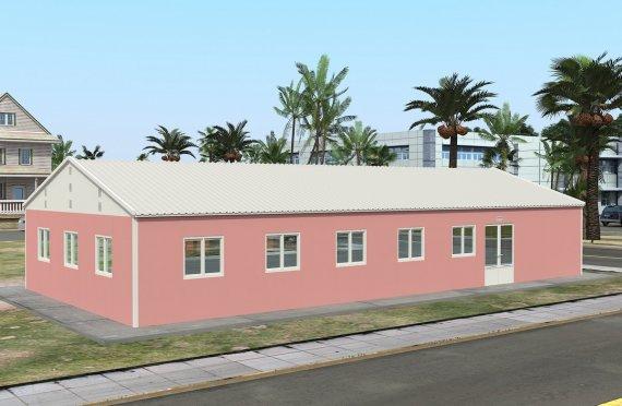 Prefabrik Ticari Mətbəx 170 m²