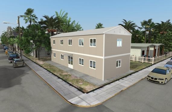 Modul Ofis Binaları 214 m²