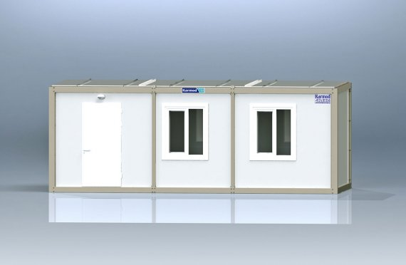 Vaqon kabini K 1001