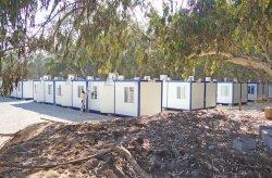 Liviyada konteyner tikinti sahəsi kompleksi tamamlandı