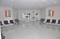 Prefabrik bələdiyyə idarə binası tamamlandı