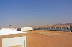 Qvineyada qızıl mədəni işçiləri üçün yaşayış məskənləri düzəltdik