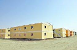Karmod 7 ayda 10.000 nəfərlik prefabrik şəhər inşa etdi