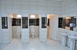 Prefabrik Tualet-Duş Kabinləri