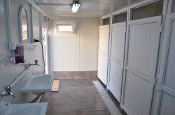 Tualet/Duş Konteyneri